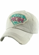 Super Mom Vintage Patch Baseball Hat inset 3