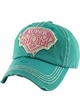 Super Mom Vintage Patch Baseball Hat inset 4