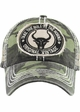 Take The Bull By The Horns Vintage Ballcap inset 1