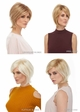 Tapered Bob Wig with Sideswept Bangs Raquel inset 4