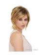 Tapered Bob Wig with Sideswept Bangs Raquel inset 1