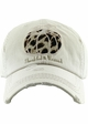 THANKFUL & BLESSED Washed Vintage Ballcap inset 3