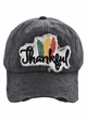 Thankful Patch Baseball Hat inset 2