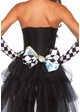 Tick Tock Alice in Wonderland Oversized Bow inset 1