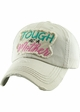 Tough as a Mother Vintage Baseball Hat inset 3