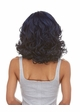 Tousled Curl Hand Tied Lace Front Wig Reagan inset 2