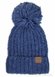 Twisty Chenille Knit CC Beanie Hat inset 3