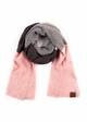 Ultra Soft Color Block CC Scarf inset 2