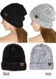 Ultra Soft Two Tone CC Beanie Hat inset 3