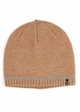 Unisex CC Beanie with Stripe Accent inset 2