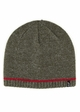 Unisex CC Beanie with Stripe Accent inset 3