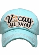 Vacay All Day Vintage Ballcap inset 2