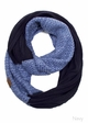 VERY LIMITED Contrast Two Tone CC Scarf inset 3