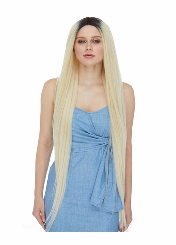 Very Long Layered Lace Front Wig Raylyn