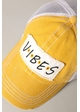 Vibes Patch Baseball Hat inset 1