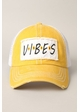 Vibes Patch Baseball Hat inset 2