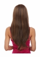 Vixen Long and Straight Human Hair Blend Wig inset 4