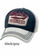 Whiskey Business Vintage Baseball Hat inset 1