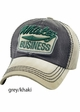 Whiskey Business Vintage Baseball Hat inset 3