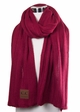 Wide Ribbed CC Scarf inset 3