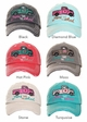 WIFE MOM BOSS Vintage Ballcap inset 1
