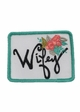 Wifey Floral Patch Hat inset 1