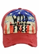 Wild and Free Cotton Baseball Hat inset 3