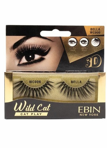 Wild Cat False Eyelash Bella