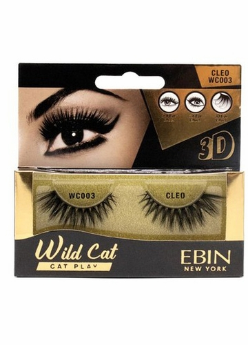 Wild Cat False Eyelash Cleo