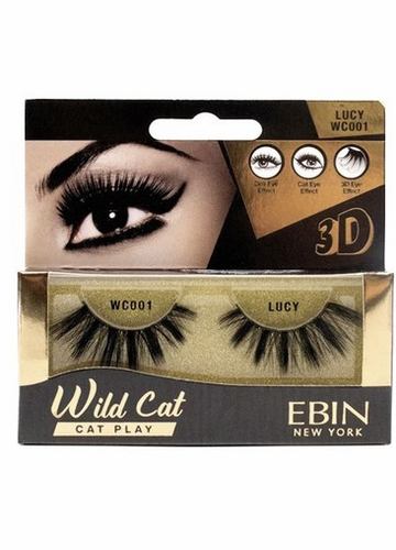 Wild Cat False Eyelash Lucy