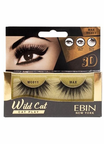 Wild Cat False Eyelash Max