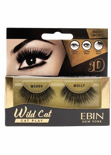 Wild Cat False Eyelash Molly