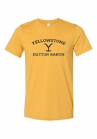 Yellowstone Dutton Ranch Tee Shirt