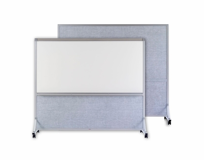 """1 Side Whiteboard 76"""" x 72"""" Pacific"""