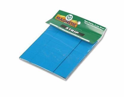 "3/8 Inch 25 Pack 3/8"" Tall x 1"" Wide 25/Pkg Blue"