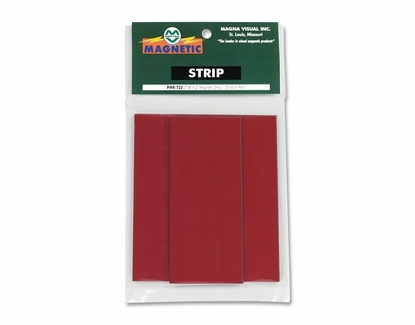 """3 Inch 25 Pack 3"""" Tall x 2"""" Wide 25/Pkg Red"""