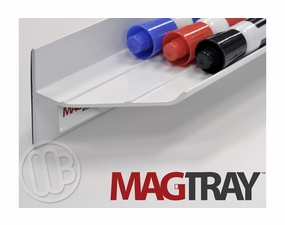 "36"" Magtray - White"