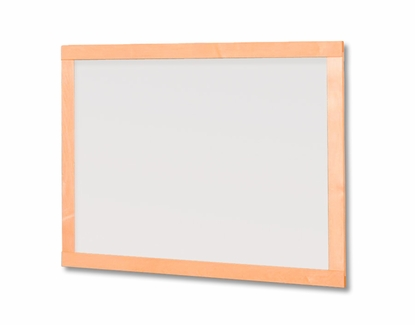 5' Tall Maple Whiteboards 5' Tall x 6' W