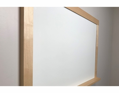 5' Tall Maple Whiteboards