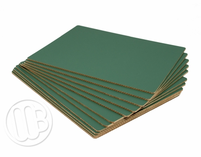 Case of 24 Green Lap Boards