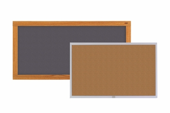 Colored Cork Boards