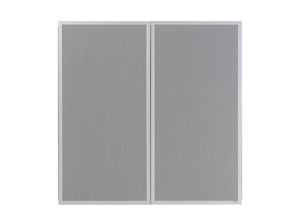 Thin Magnetic Conference Room Cabinet