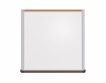 Executive's Choice Whiteboards 4' Tall x 4' W