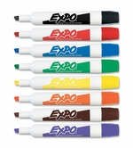Expo #80078 Set of 8 Dry Erase Markers