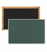 Framed Wall Mounted Chalkboards