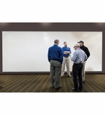 Full Height Magnetic Dry Erase Whiteboard Wall