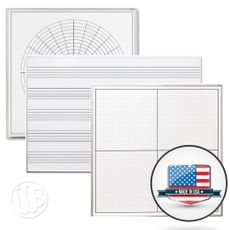 Graphic Dry Erase Whiteboards