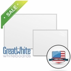 Great White® Magnetic Whiteboards