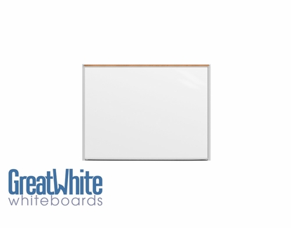 Great White® with Map Rail 3' Tall x 4' W