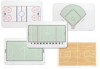 Hand Held Sport Whiteboards